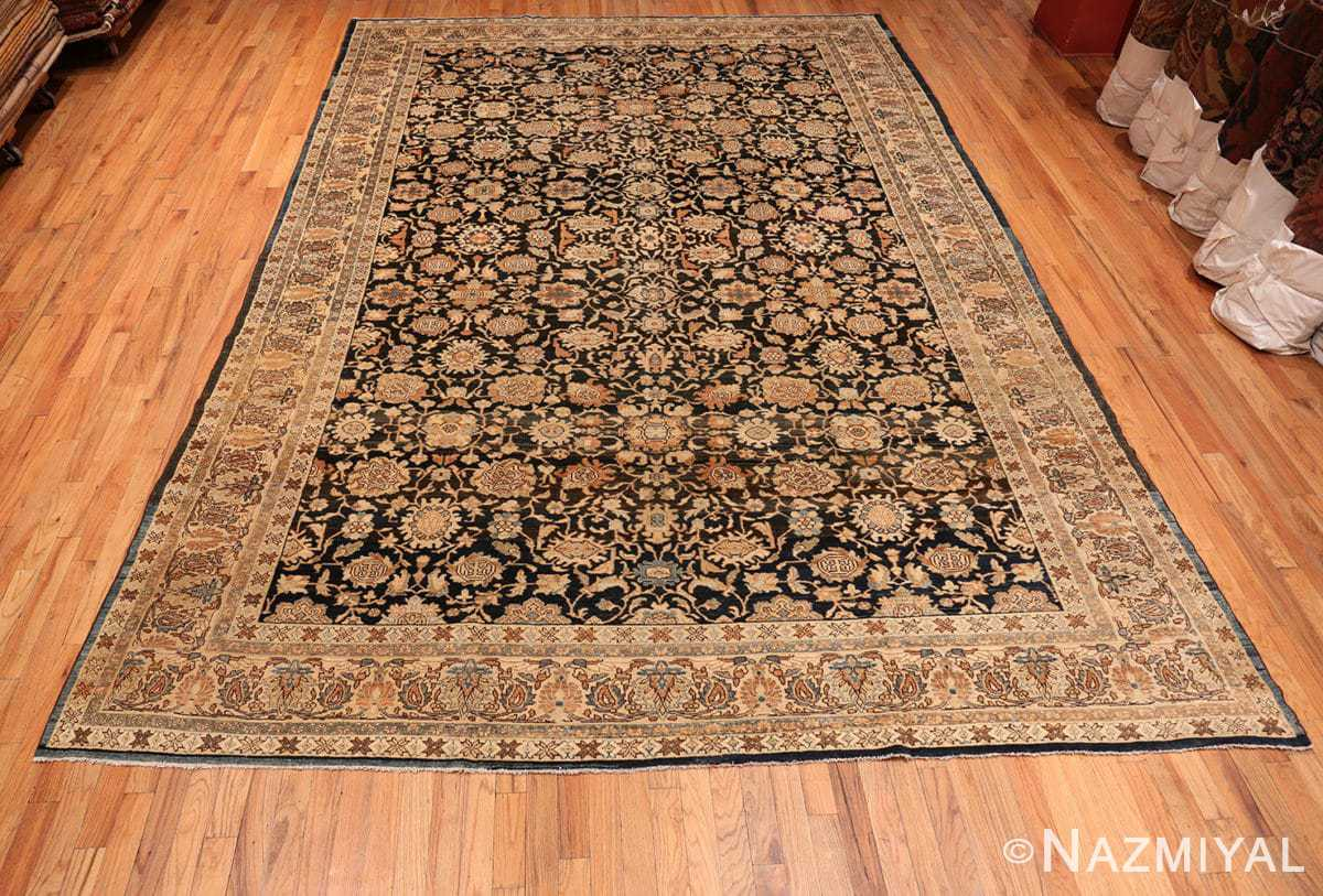 Full Antique Persian Malayer rug 48387 by Nazmiyal