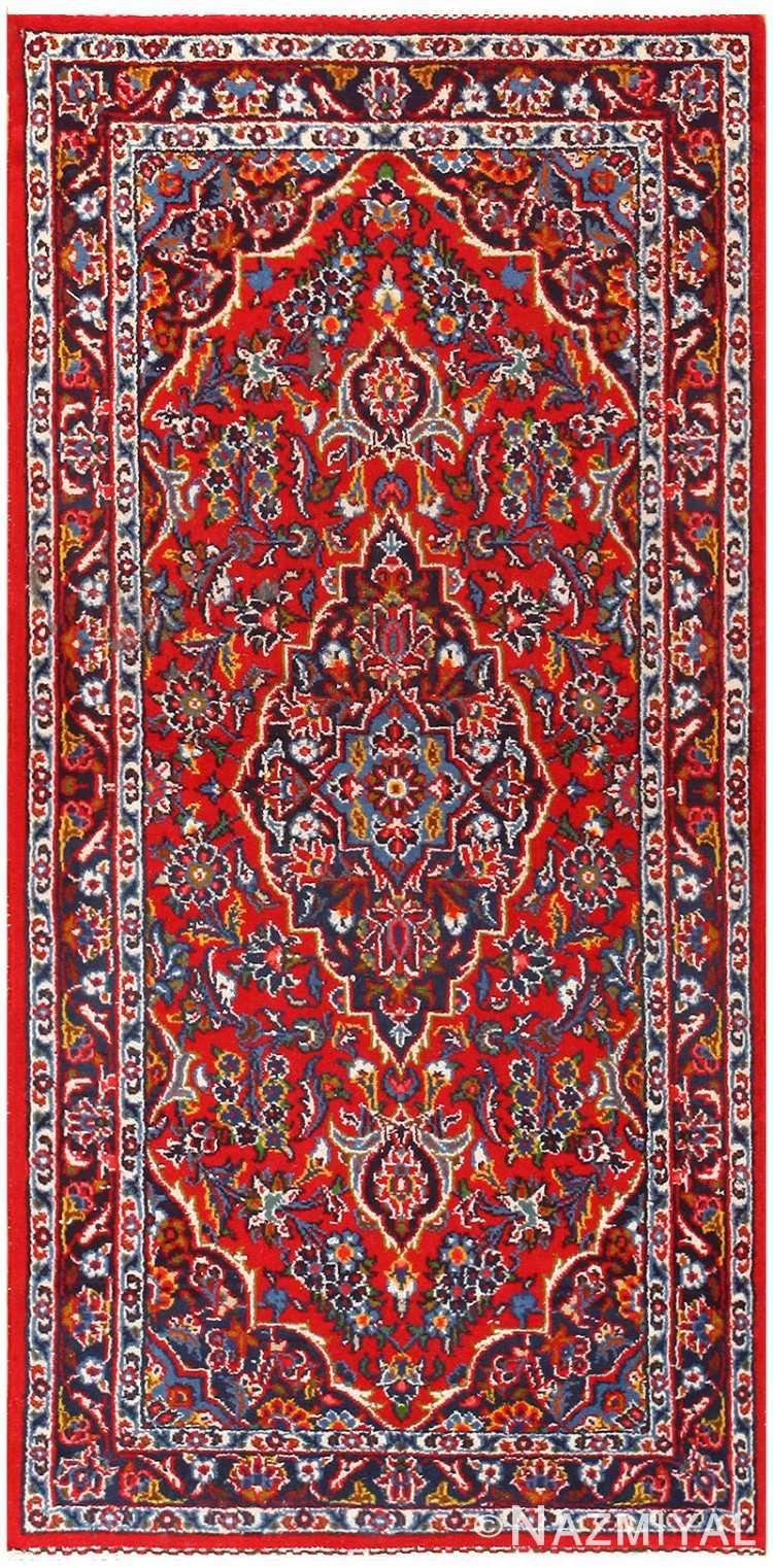 Vintage Persian Sarouk 48271 Detail/Large View
