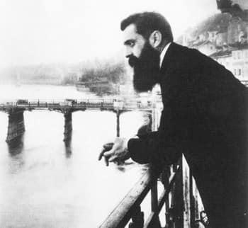 Image of Theodor Herzel -