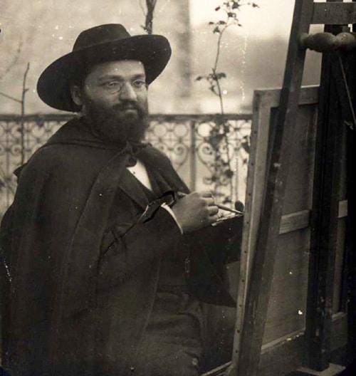 Boris Schatz Archival Image Nazmiyal