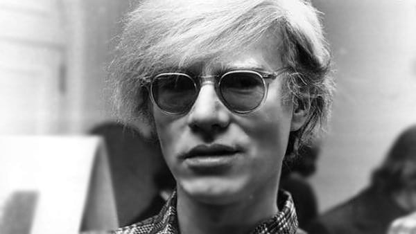 Photograph Of Artist Andy Warhol Nazmiyal