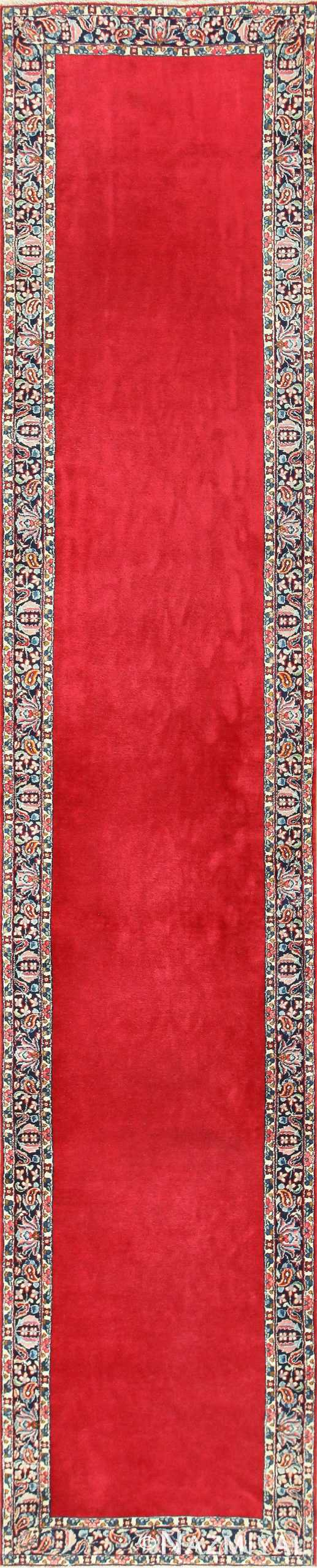 Antique Persian Floral Kerman Rug 50349 Nazmiyal