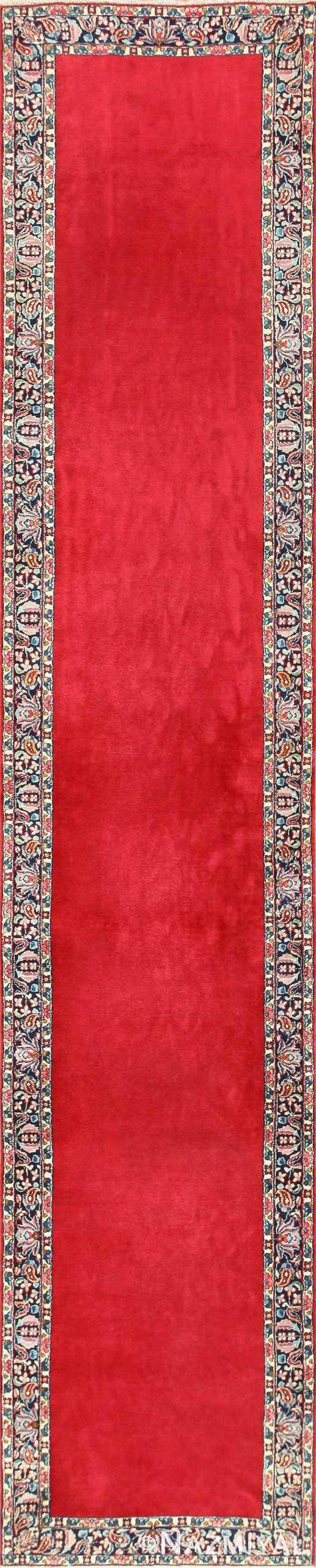Antique Persian Floral Kerman Rug 50349 Nazmiyal