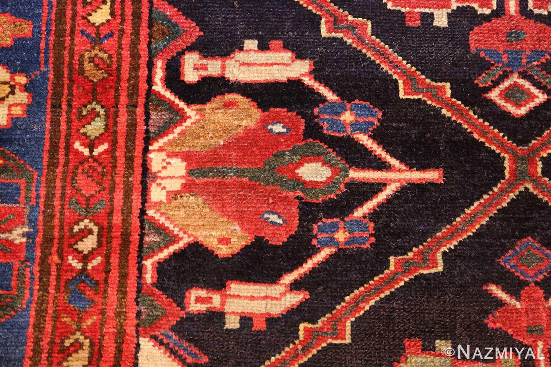 antique persian malayer runner rug 50351 design Nazmiyal