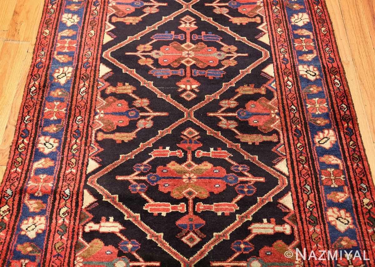antique persian malayer runner rug 50351 medallion Nazmiyal