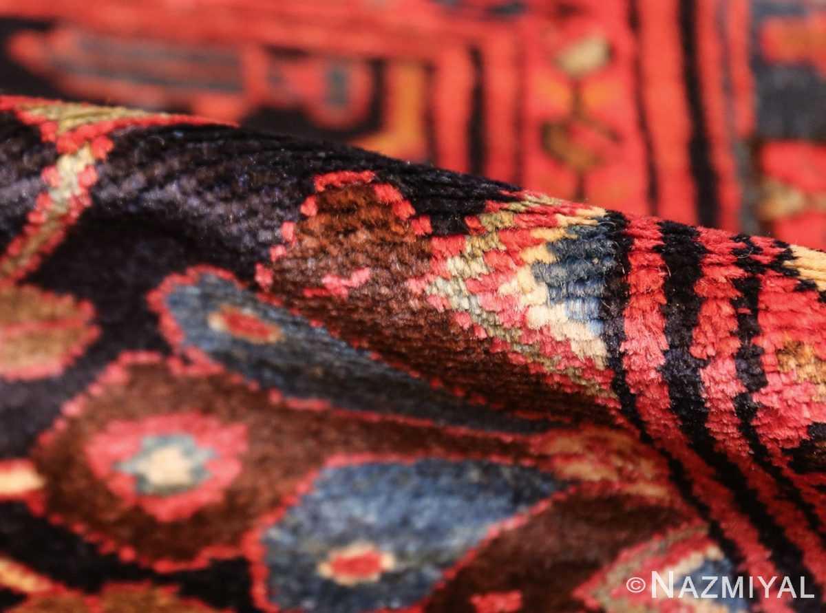 antique persian malayer runner rug 50351 pile Nazmiyal