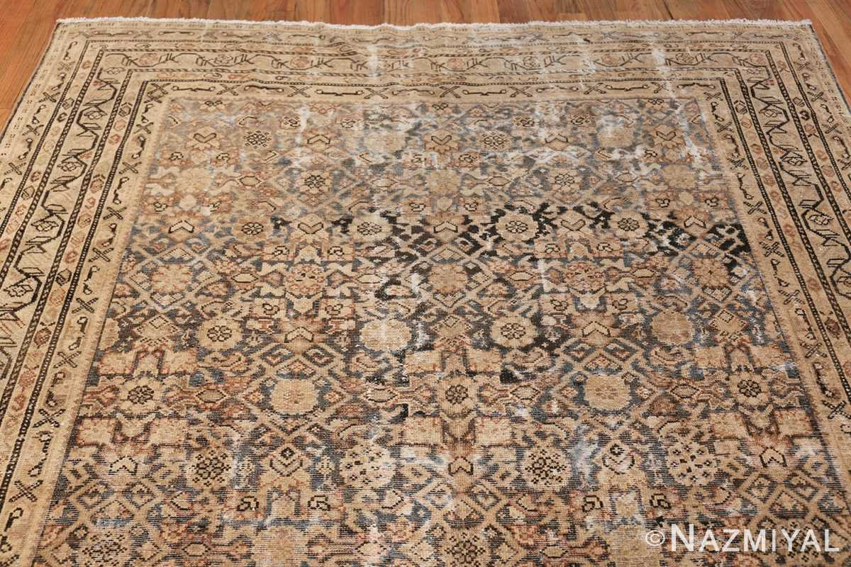 Antique Persian Shabby Chic Malayer Wide Hallway Gallery Rug 50268 Top Design Nazmiyal