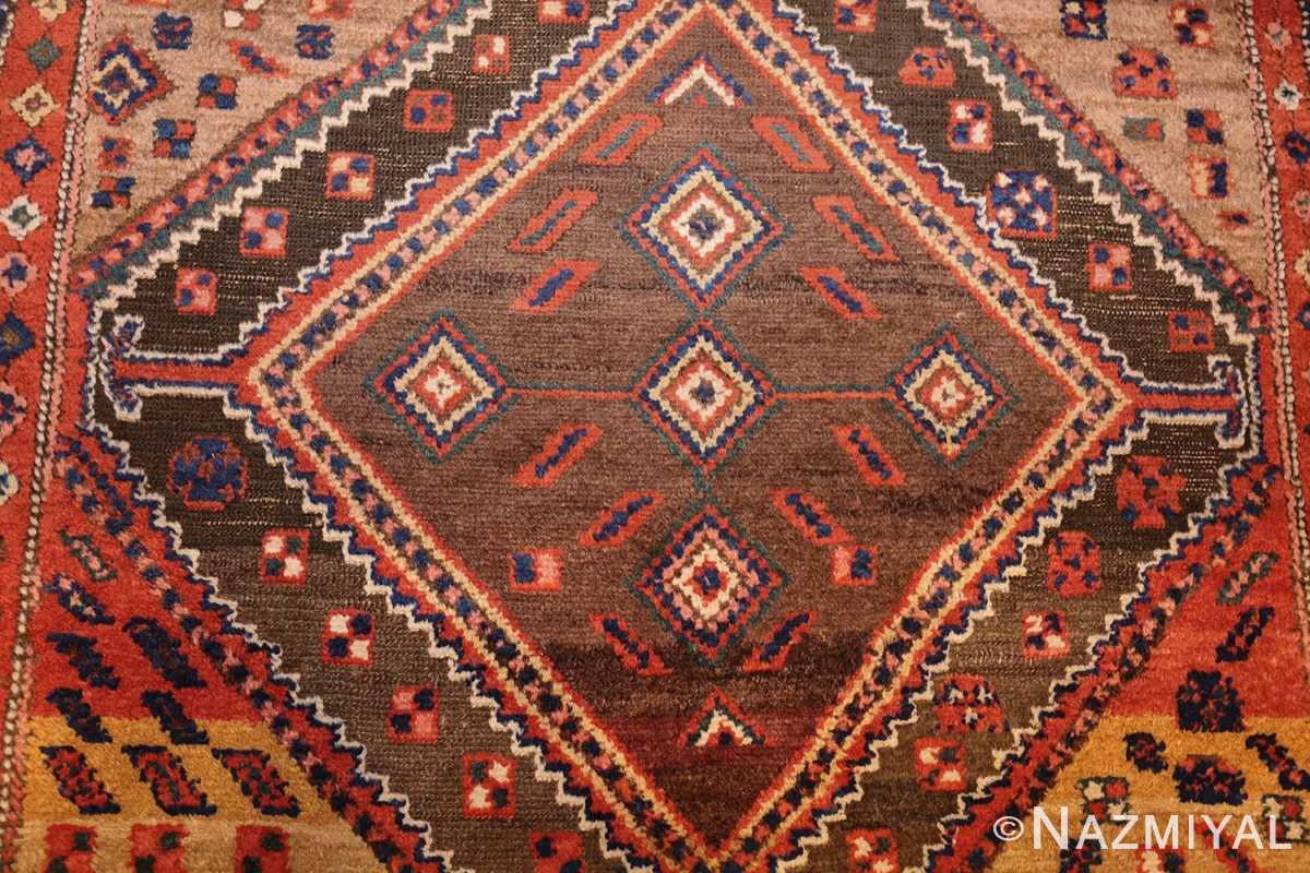 antique persian tribal kurdish rug 48610 second Nazmiyal