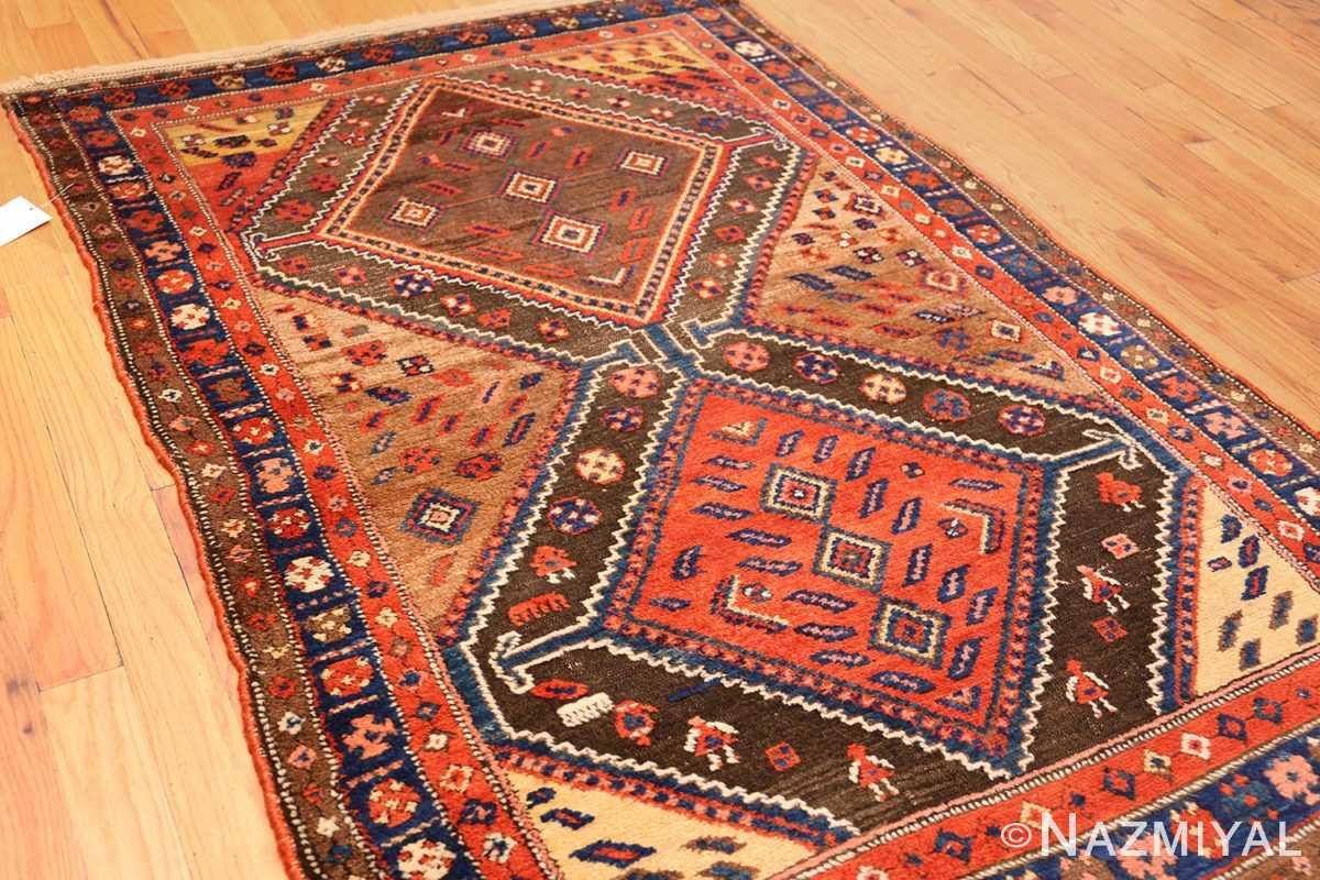 antique persian tribal kurdish rug 48610 whole Nazmiyal