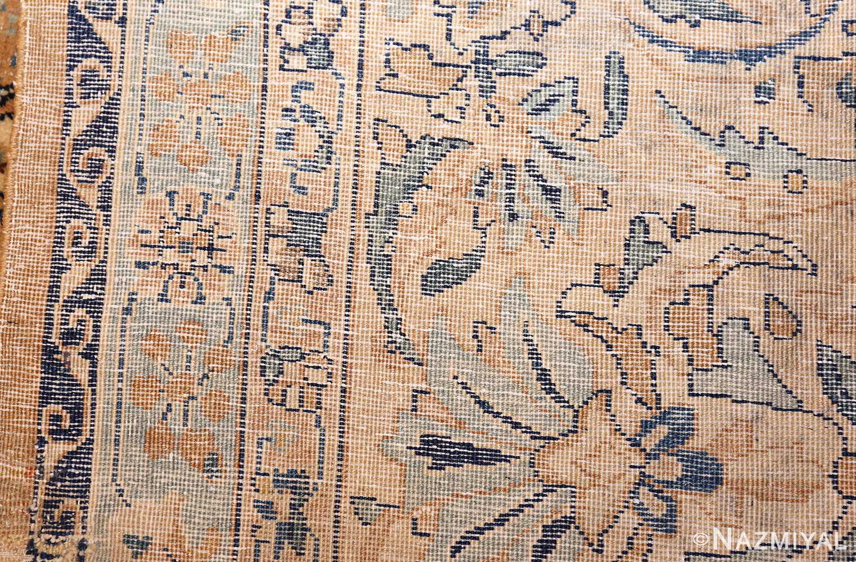 fine garden design antique persian kerman rug 50375 weave Nazmiyal