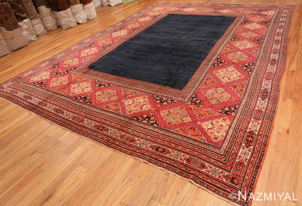 Full Large Antique Persian Khorassan carpet 47363 by Nazmiyal