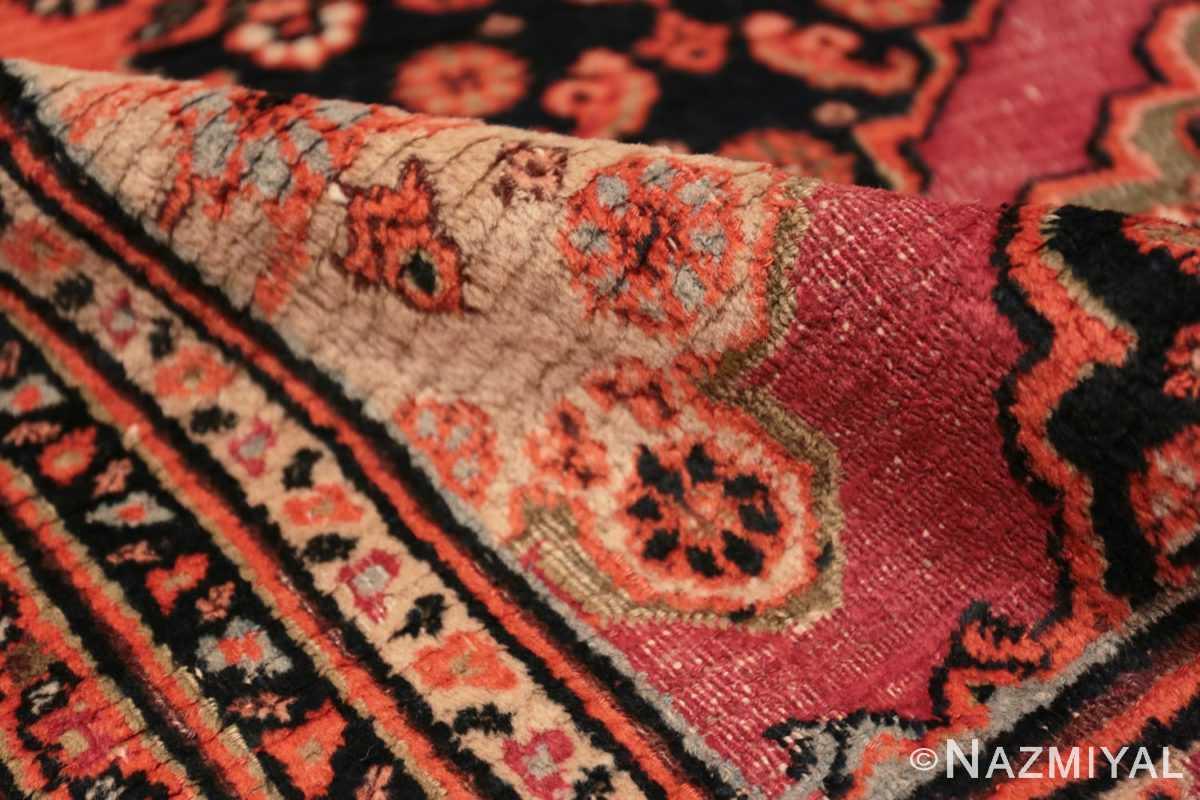 Pile Large Antique Persian Khorassan carpet 47363 by Nazmiyal