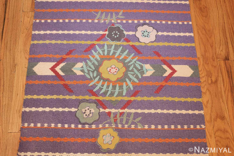 scandinavian runner rug by grudrun sjoden 48604 middle Nazmiyal