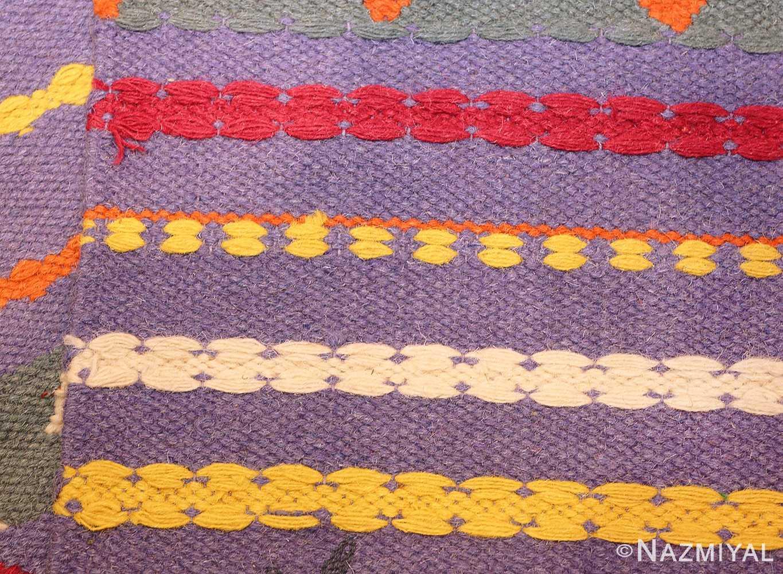 scandinavian runner rug by grudrun sjoden 48604 weave Nazmiyal
