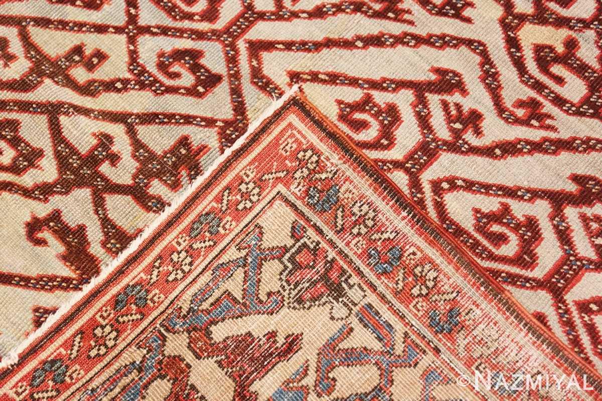 Weave Antique Persian Dragon Bakshaish carpet 48644 by Nazmiyal