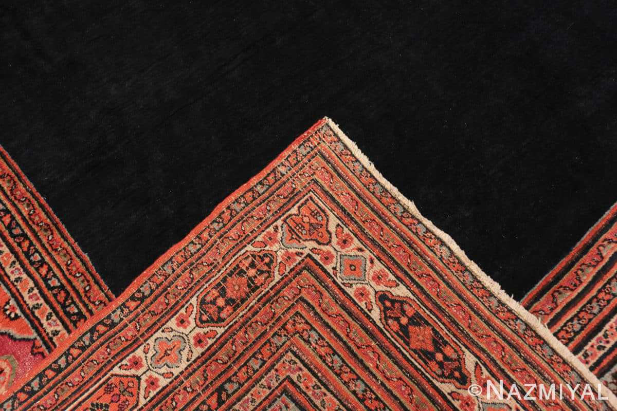 Weave Large Antique Persian Khorassan carpet 47363 by Nazmiyal