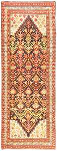 Antique Caucasian Kazak Rug 50424 Detail/Large View