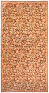 Antique French Savonerrie Rug 50406 Nazmiyal