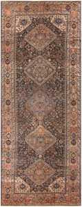 Antique Persian Ghashgaie Rug 50392 Nazmiyal