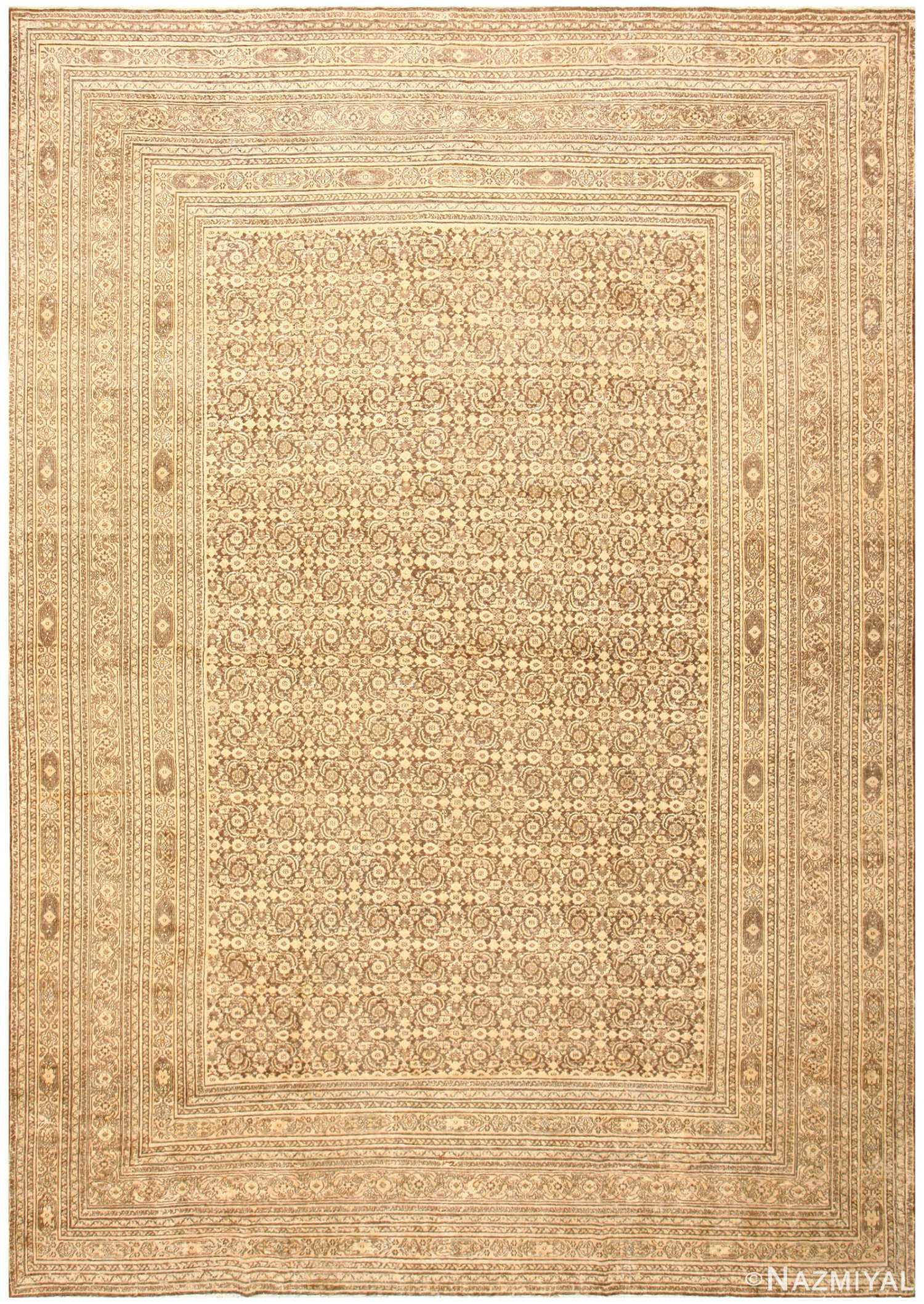 Antique Persian Khorassan Rug 50426 Nazmiyal