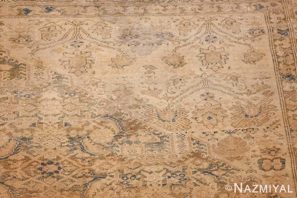 antique persian malayer shabby chic rug 50358 design Nazmiyal