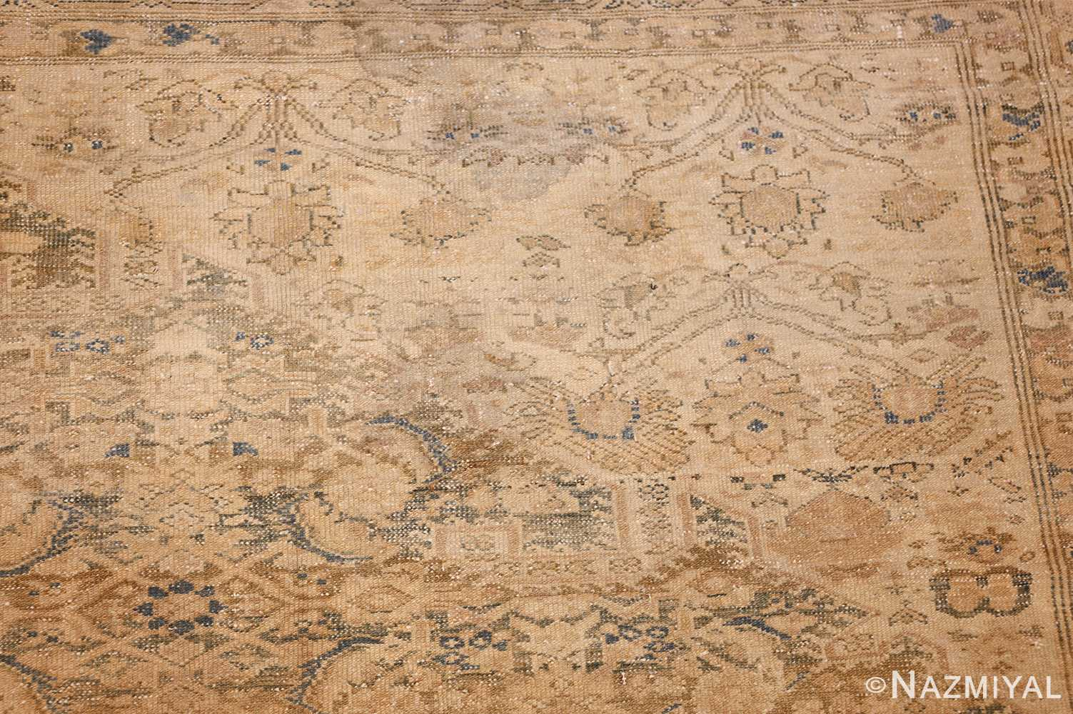 antique persian malayer shabby chic rug 50358 design Nazmiyal