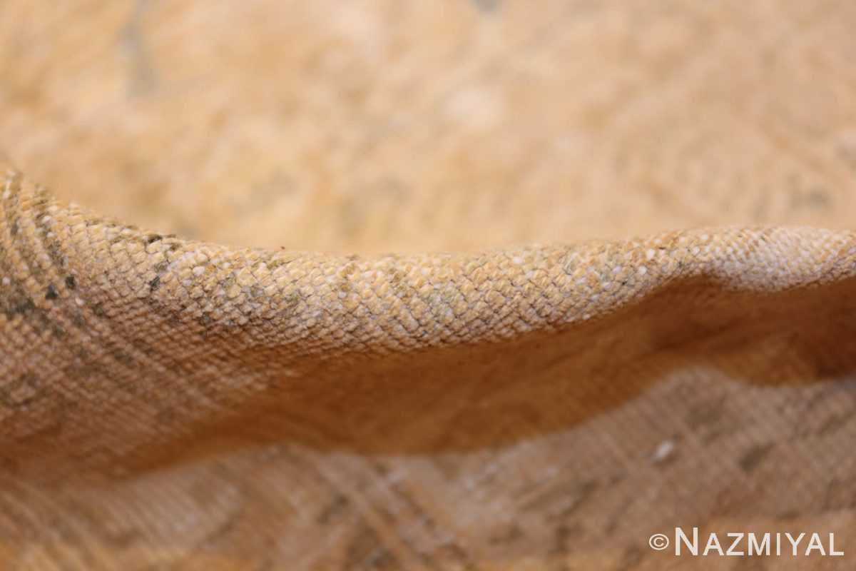 antique persian malayer shabby chic rug 50358 pile Nazmiyal