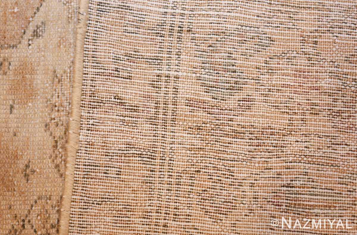 antique persian malayer shabby chic rug 50358 weave Nazmiyal