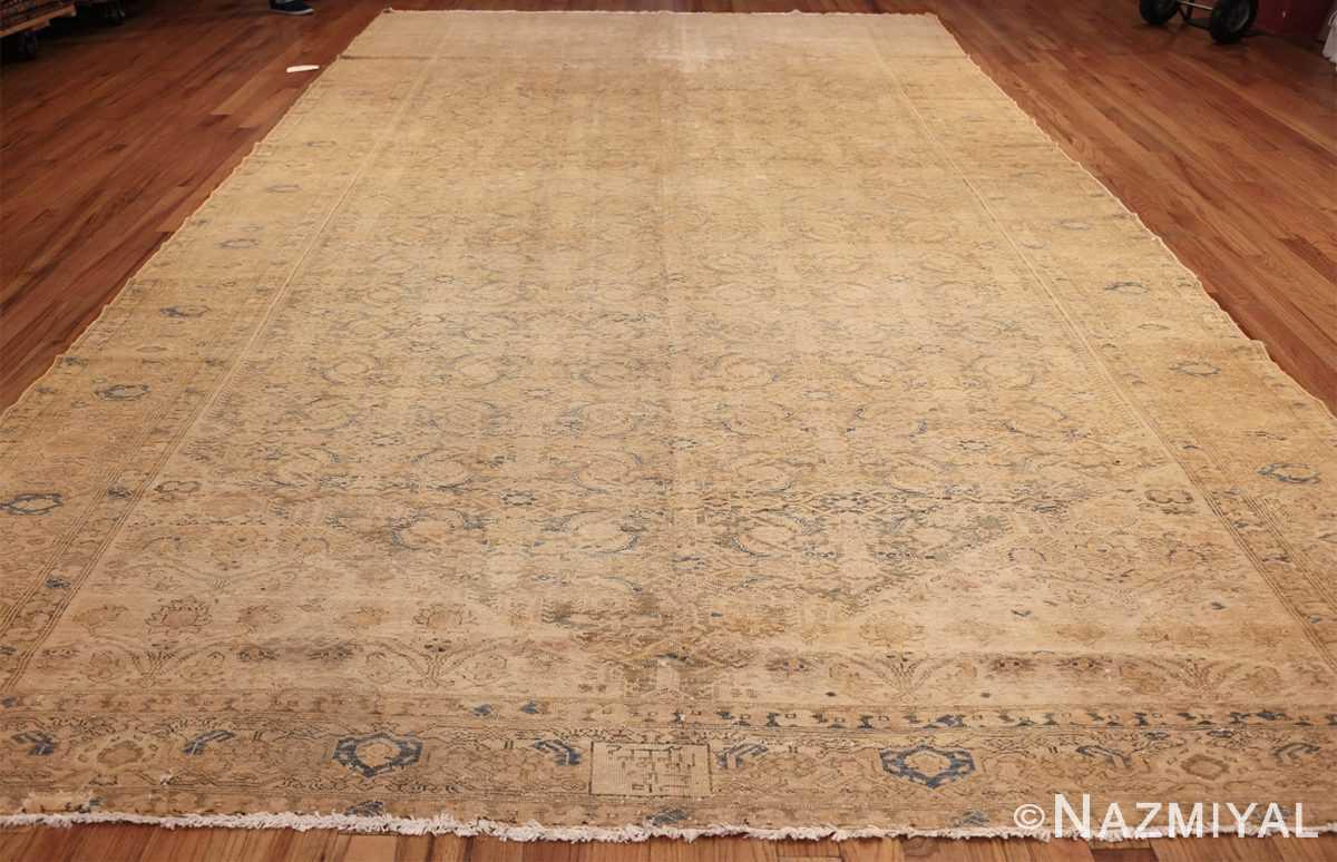 antique persian malayer shabby chic rug 50358 whole Nazmiyal