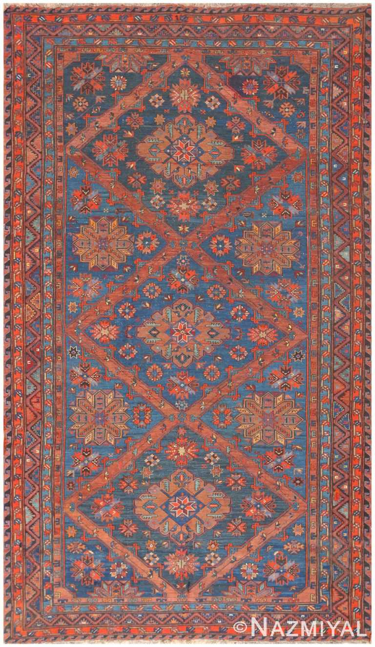 Caucasian Antique Soumak Rug 50361 Nazmiyal