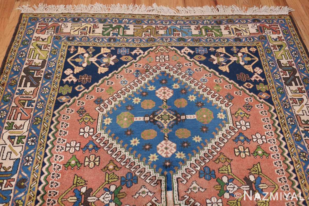 Colorful Vintage Persian Kurdish Rug 50432 Top Design Nazmiyal