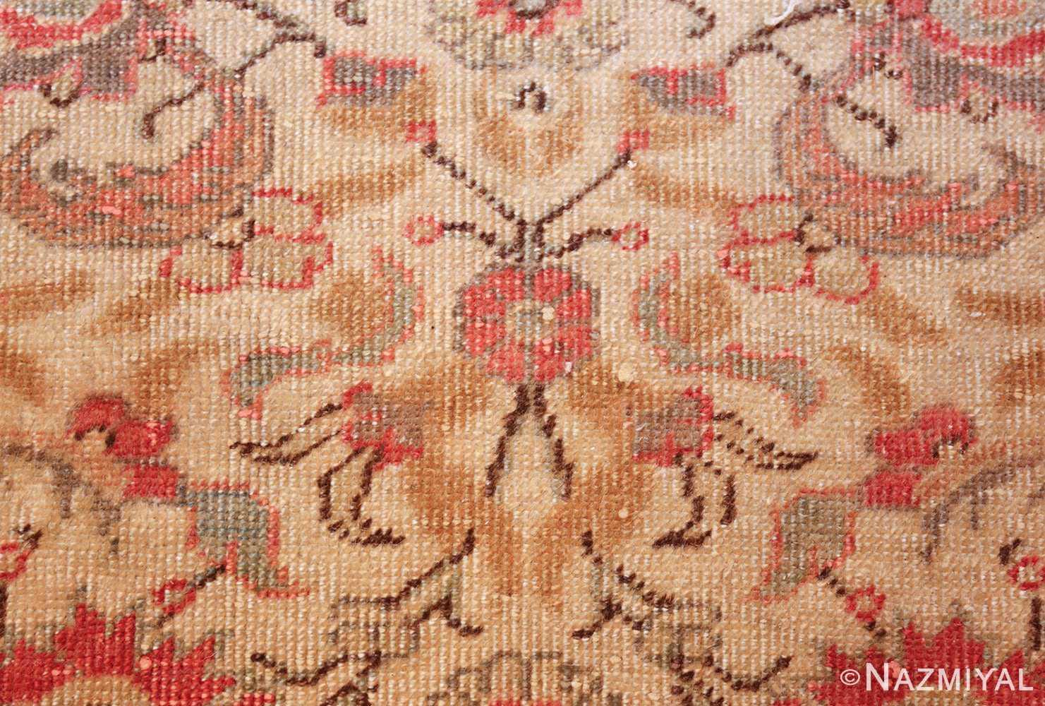 decorative vintage turkish sivas rug 50390 red Nazmiyal
