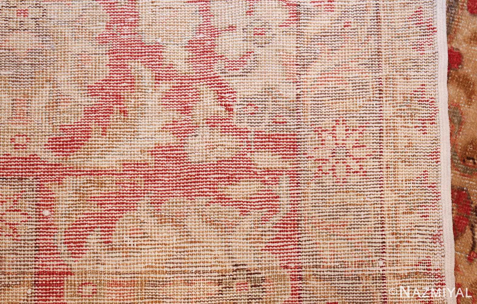 decorative vintage turkish sivas rug 50390 weave Nazmiyal