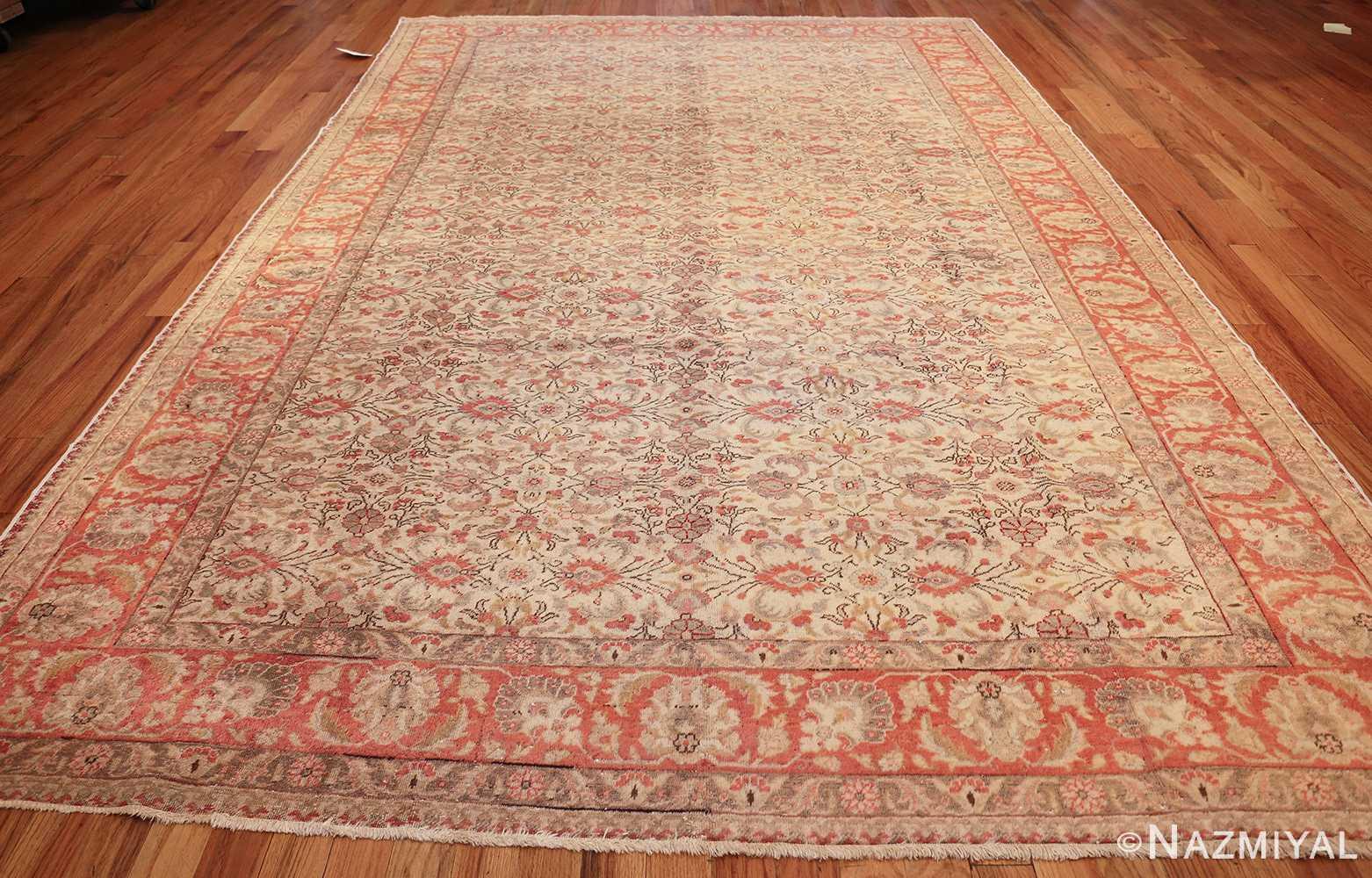 decorative vintage turkish sivas rug 50390 whole Nazmiyal