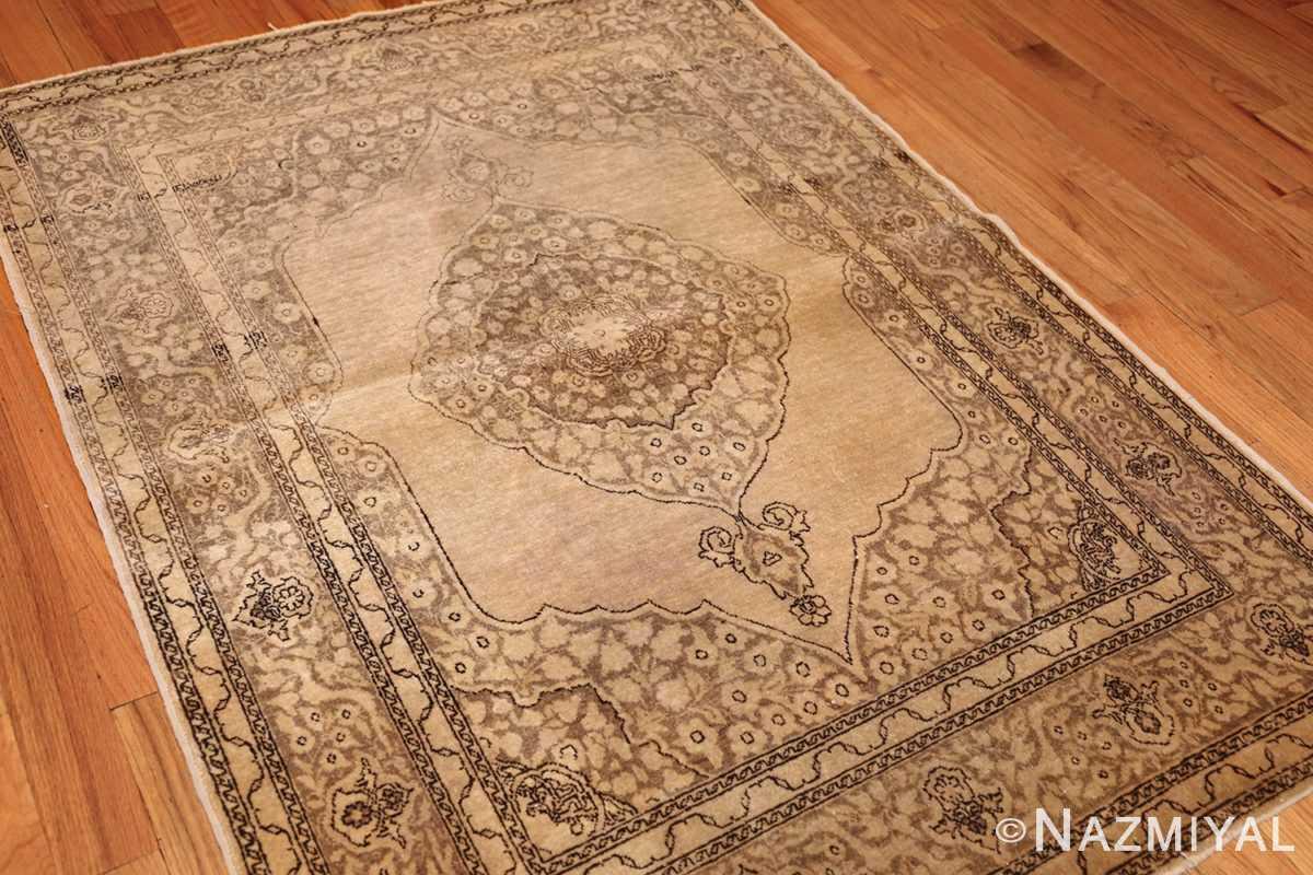 fine scatter size antique persian tabriz rug 50401 whole Nazmiyal