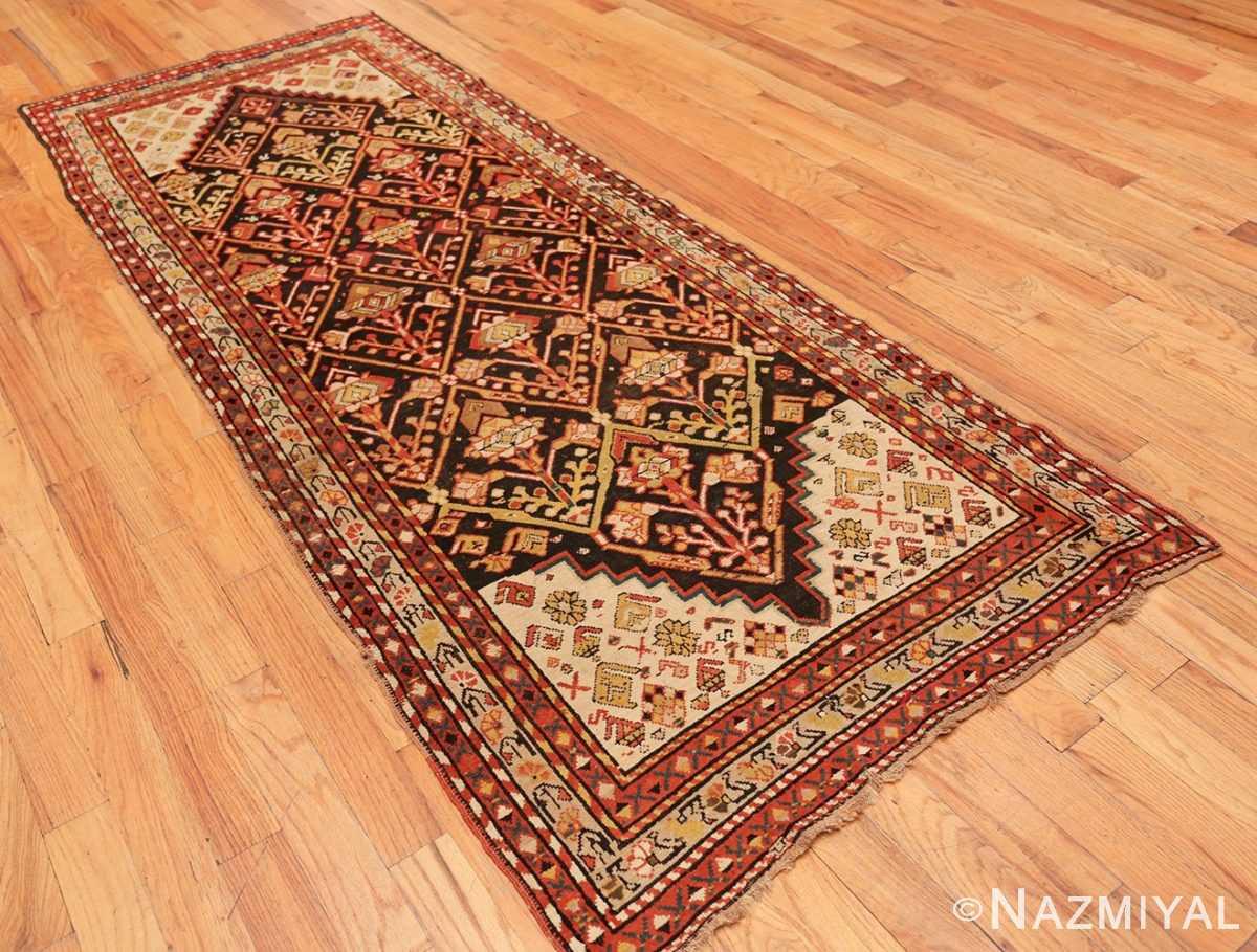 Full Antique rare Sherab Caucasian design rug 50424 by Nazmiyal