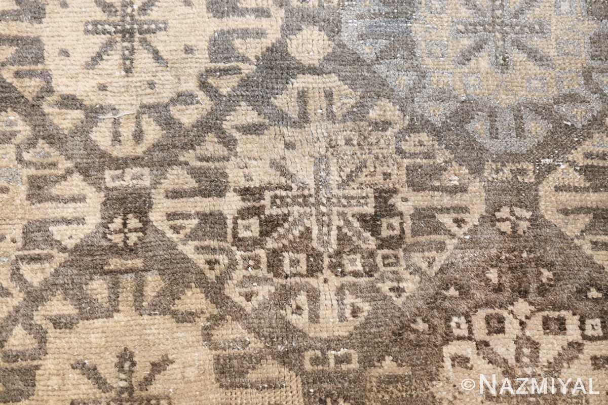 geometric antique east turkestan khotan rug 46920 medallion Nazmiyal