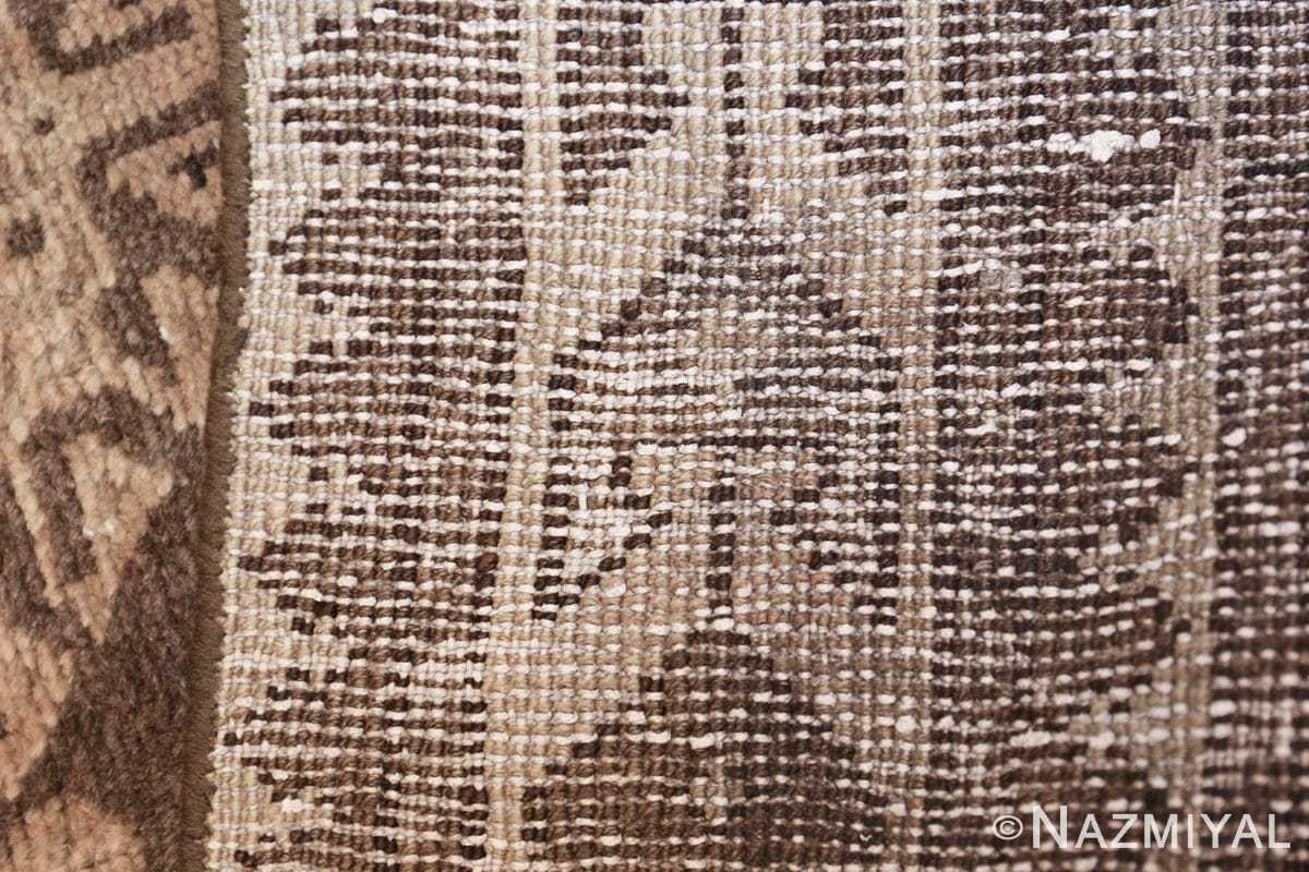 geometric antique east turkestan khotan rug 46920 weave Nazmiyal