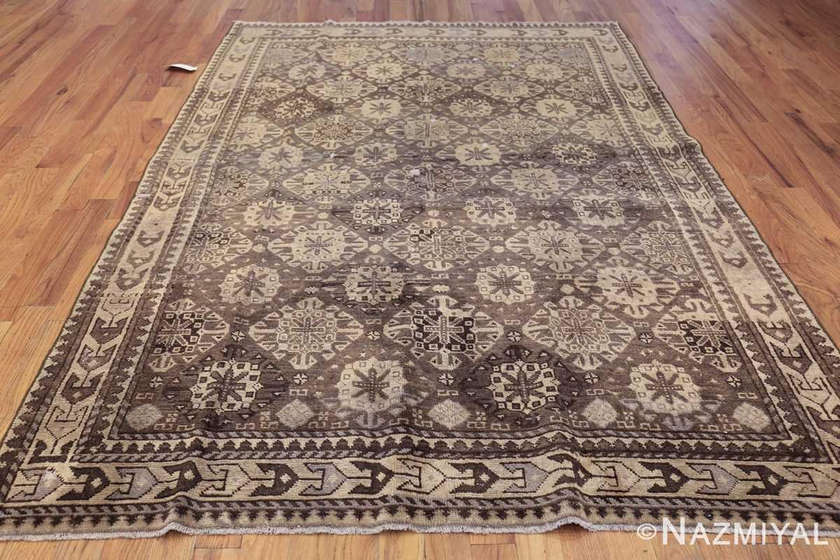 geometric antique east turkestan khotan rug 46920 whole Nazmiyal