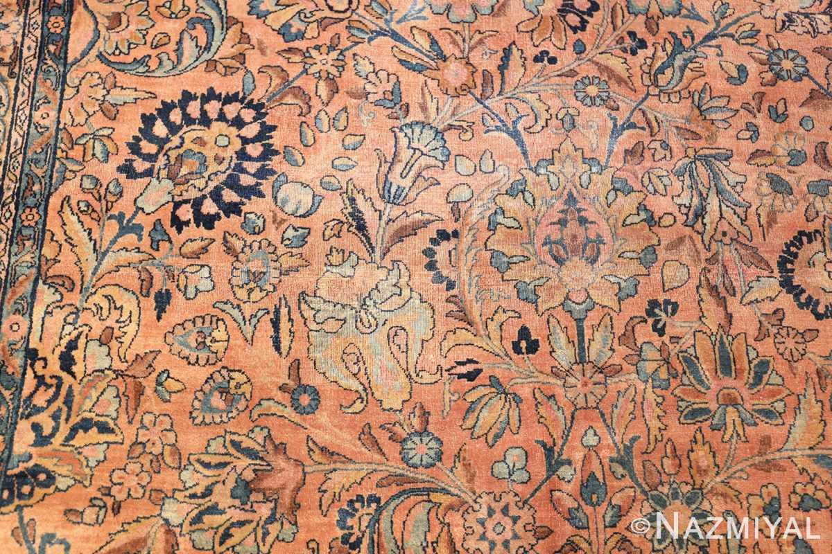 large antique persian kerman rug 50411 design Nazmiyal