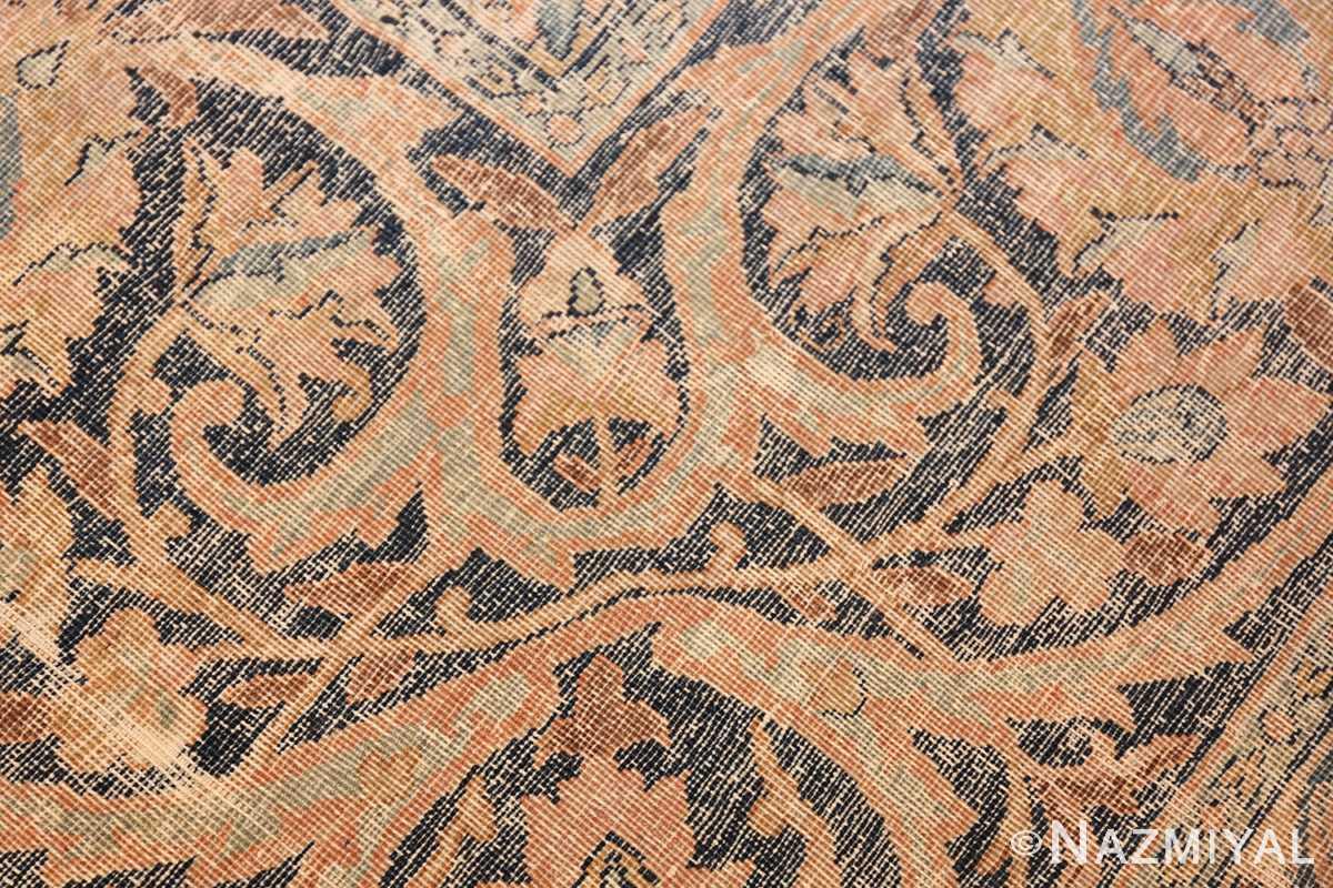 large antique persian kerman rug 50411 knots Nazmiyal