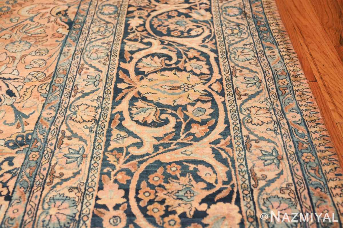 large antique persian kerman rug 50411 margin Nazmiyal