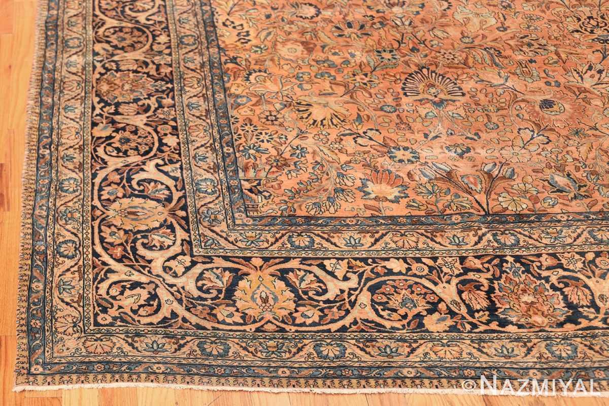 large antique persian kerman rug 50411 part Nazmiyal