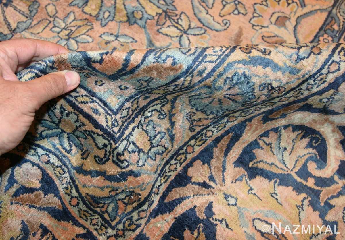 large antique persian kerman rug 50411 pile Nazmiyal