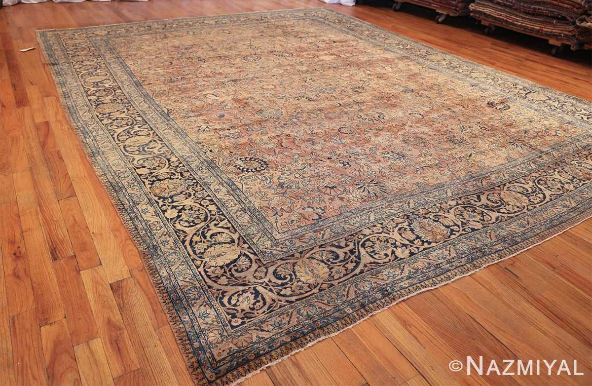 large antique persian kerman rug 50411 side Nazmiyal