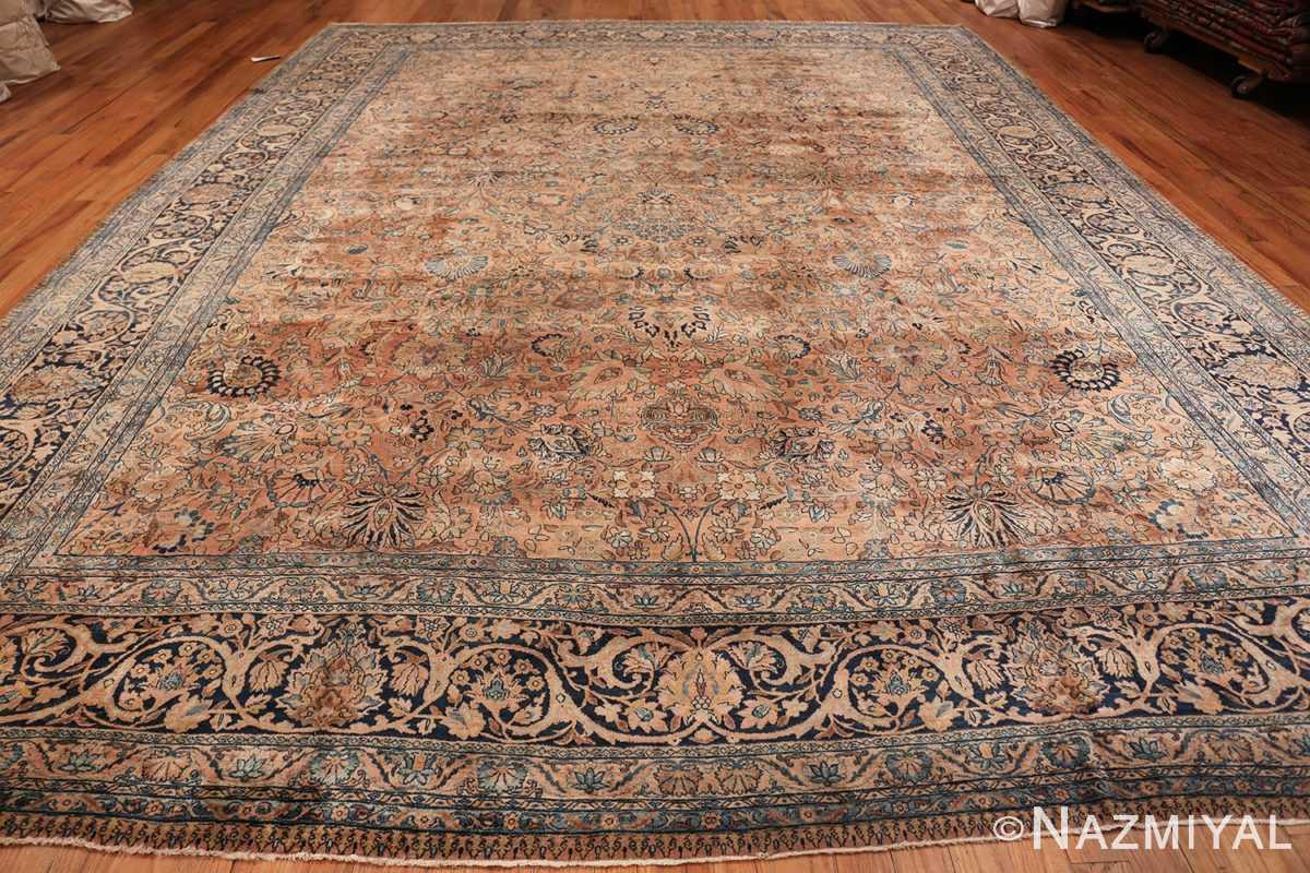 large antique persian kerman rug 50411 whole Nazmiyal