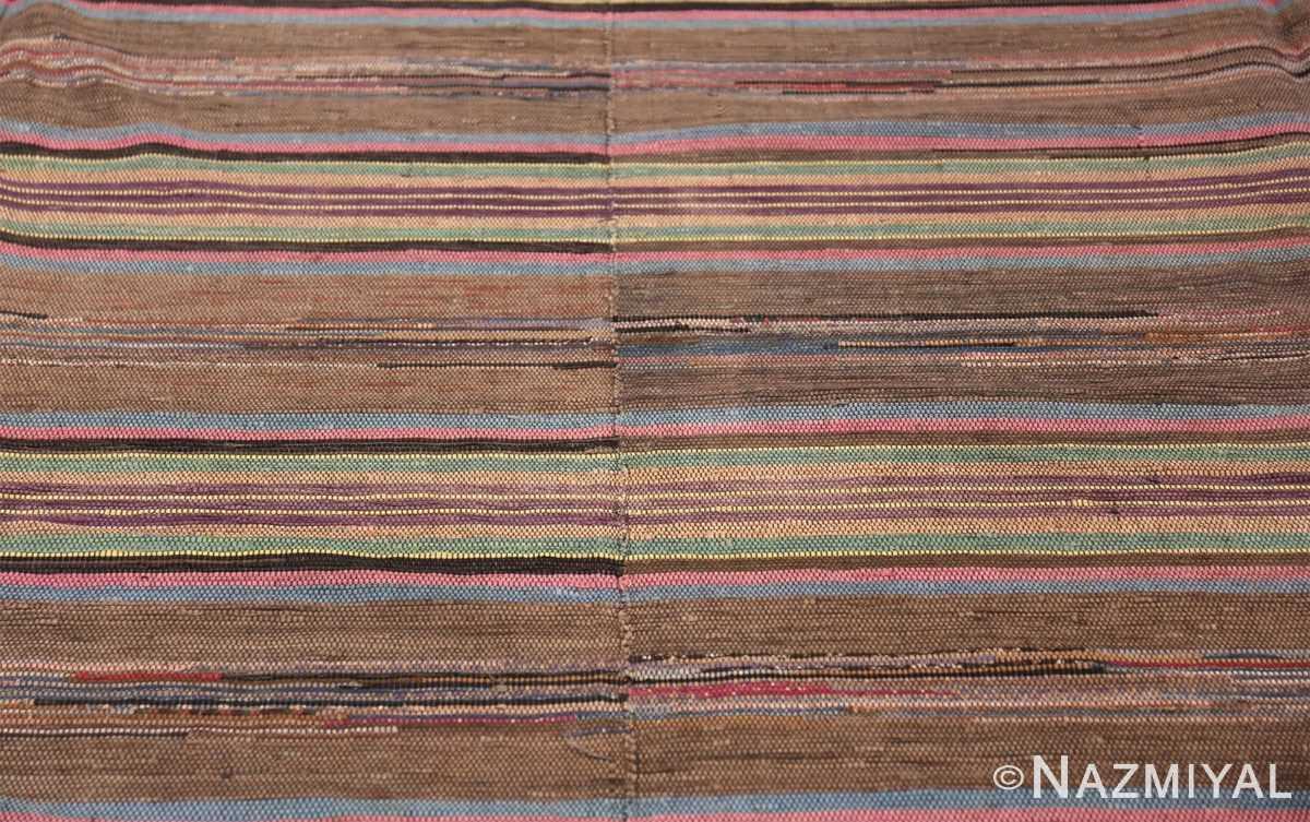large room size antique american rag rug 48668 middle Nazmiyal