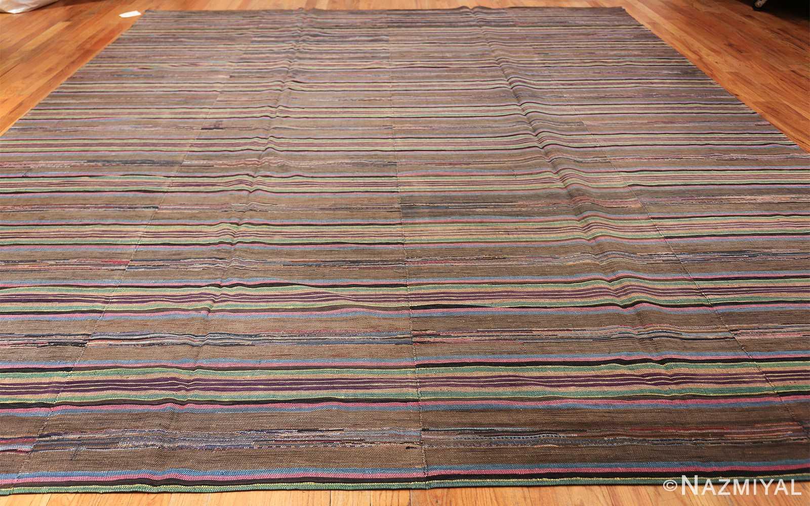 large room size antique american rag rug 48668 whole Nazmiyal