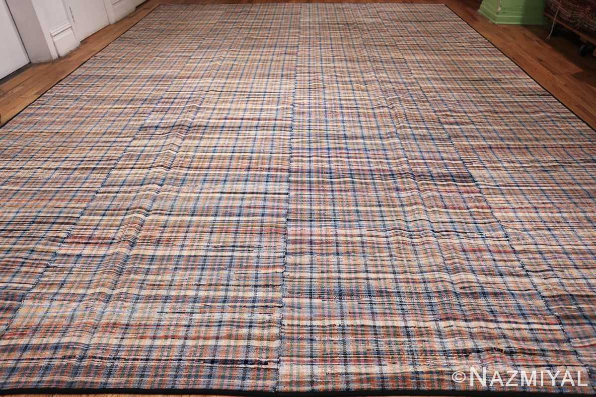 rustic antique american rag rug 48664 whole Nazmiyal