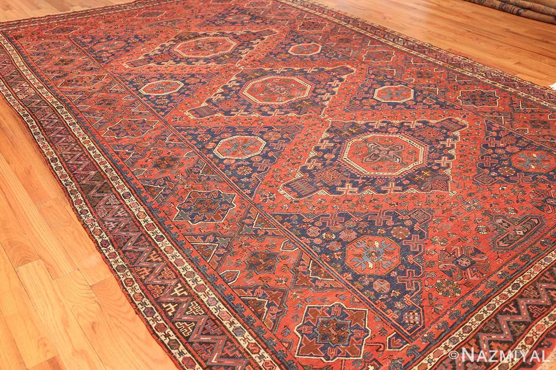 tribal antique caucasian soumak rug 50365 whole Nazmiyal